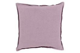Accent Pillow-Clara Lavendar 22X22