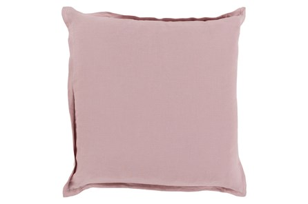 Accent Pillow-Clara Salmon 20X20 - Main