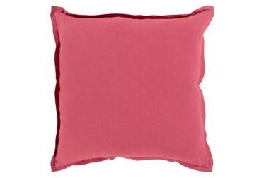 Accent Pillow-Clara Cherry 22X22