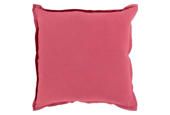 Accent Pillow-Clara Cherry 22X22 - 360