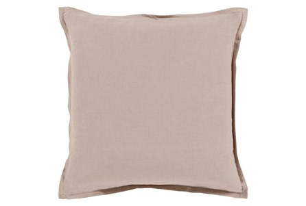 Accent Pillow-Clara Taupe 20X20