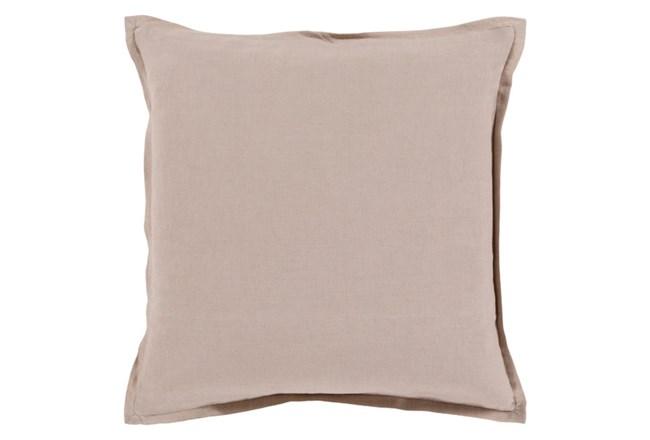 Accent Pillow-Clara Taupe 22X22 - 360