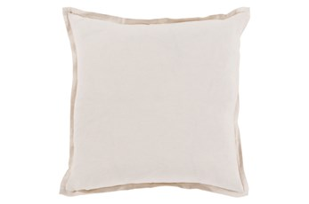 Accent Pillow-Clara White 20X20