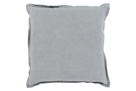 Accent Pillow-Clara Grey 20X20
