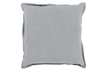 Accent Pillow-Clara Grey 22X22 - Main