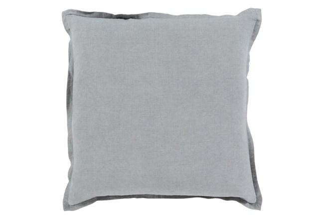 Accent Pillow-Clara Grey 22X22 - 360