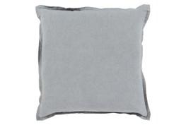 Accent Pillow-Clara Grey 20X20