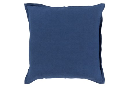 Accent Pillow-Clara Navy 22X22