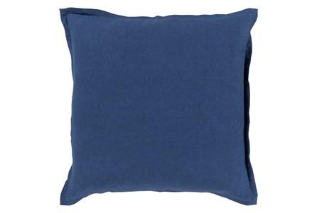 Accent Pillow-Clara Navy 22X22