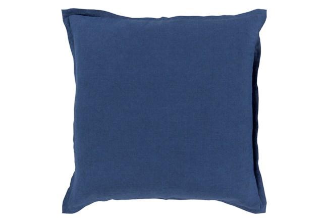 Accent Pillow-Clara Navy 22X22 - 360
