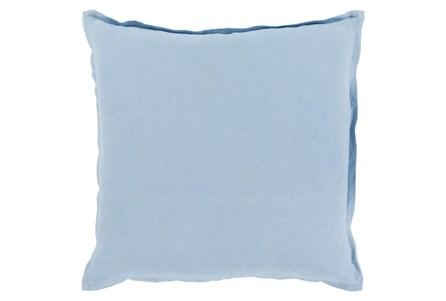 Accent Pillow-Clara Sky Blue 20X20