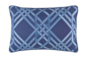 Accent Pillow-Alcove Cobalt 13X20