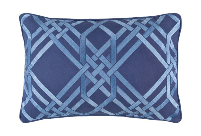 Accent Pillow-Alcove Cobalt 13X20 - 360