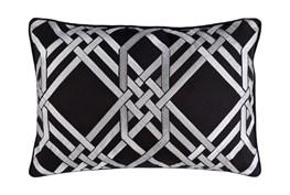 Accent Pillow-Alcove Black 13X20