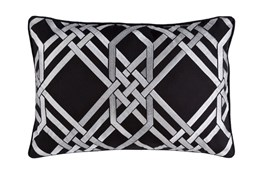 Accent Pillow-Alcove Black 13X20