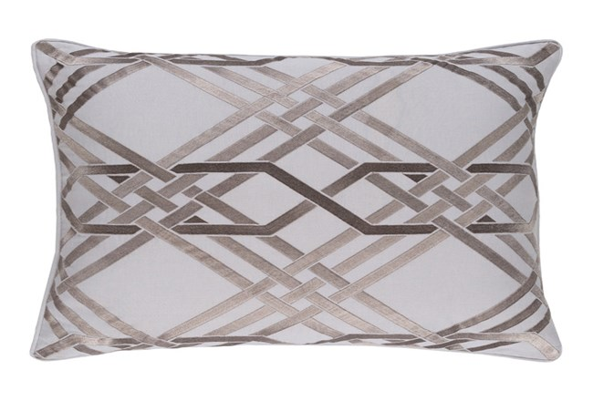 Accent Pillow-Alcove Grey 13X20 - 360
