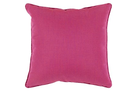 Accent Pillow-Ripley Magenta 16X16 - Main