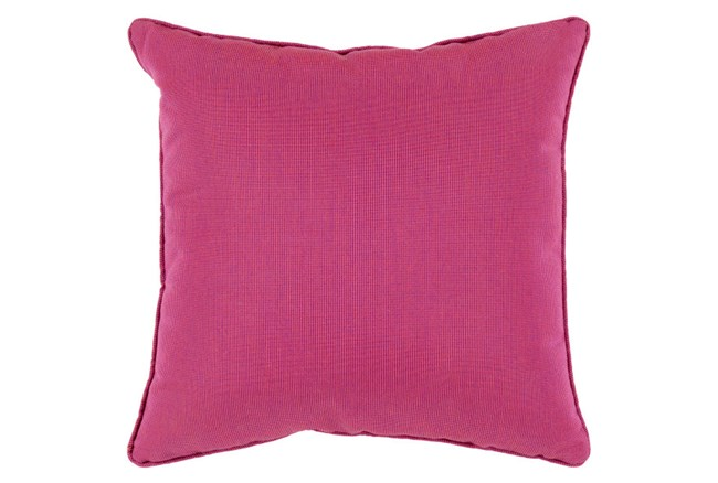 Accent Pillow-Ripley Magenta 16X16 - 360