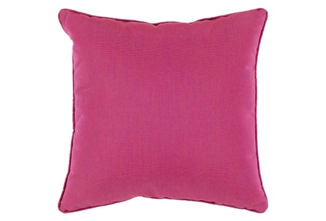 Accent Pillow-Ripley Magenta 16X16 - 360
