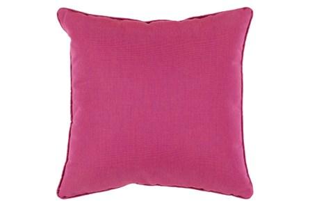 Accent Pillow-Ripley Magenta 20X20 - Main