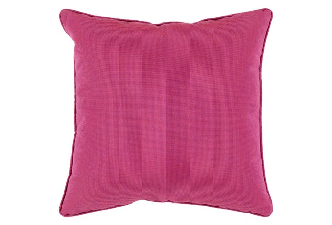 Accent Pillow-Ripley Magenta 20X20 - 360