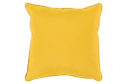 Accent Pillow-Ripley Gold 16X16 - Main