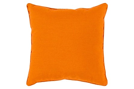 Accent Pillow-Ripley Tangerine 16X16 - Main