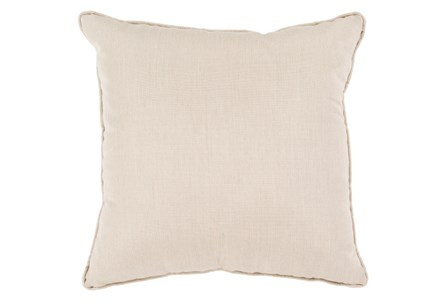 Accent Pillow-Ripley Beige 16X16