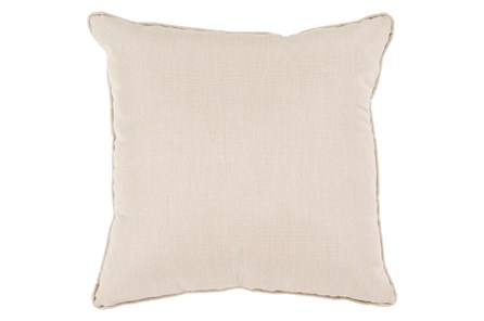 Accent Pillow-Ripley Beige 16X16 - Main