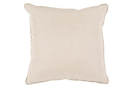 Accent Pillow-Ripley Beige 16X16 - Main