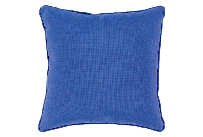 Accent Pillow-Ripley Cobalt 16X16 - 360