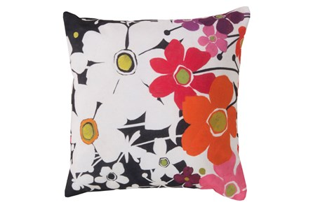 Accent Pillow-Amber Floral Multi 20X20