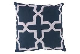 Accent Pillow-Godrick Navy 18X18