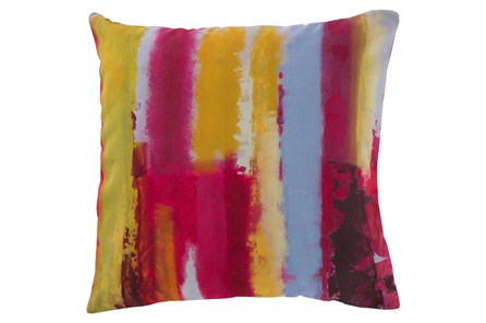 Accent Pillow-Tina Paints Multi 20X20 - Main