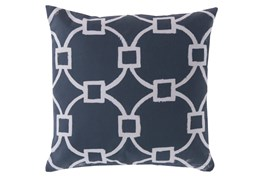 Accent Pillow-Margaux Navy 20X20