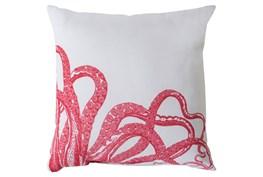 Accent Pillow-Long Island Octopus 20X20