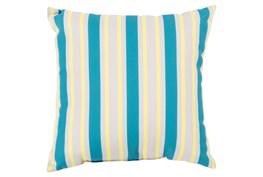 Accent Pillow-Celia Aqua 18X18