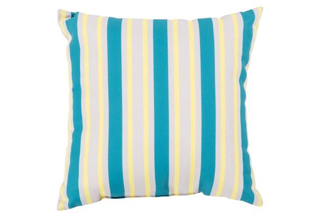 Accent Pillow-Celia Aqua 18X18 - 360
