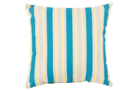 Accent Pillow-Celia Aqua 20X20 - Main
