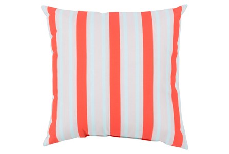 Accent Pillow-Celia Coral 18X18