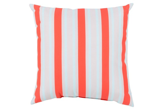 Accent Pillow-Celia Coral 20X20 - 360