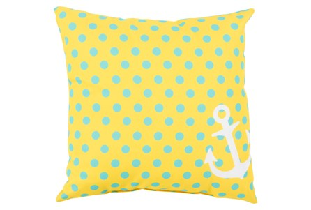 Accent Pillow-Mainstay Sunflower 18X18