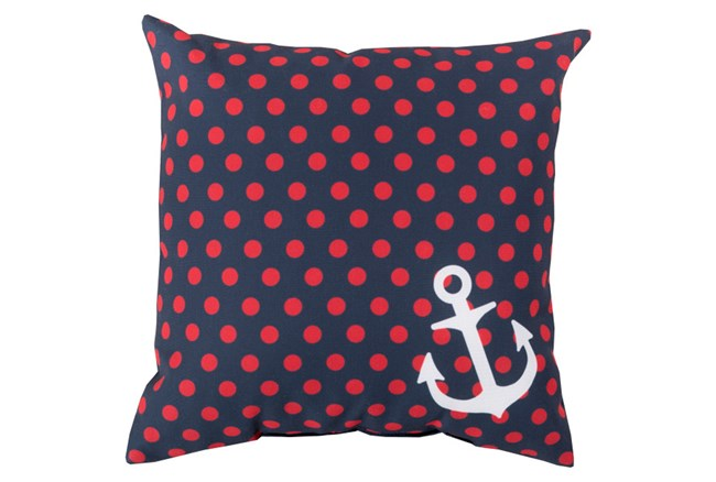 Accent Pillow-Mainstay Navy 18X18 - 360