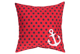 Accent Pillow-Mainstay Poppy 18X18