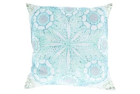 Accent Pillow-Seaways Sky Blue 18X18