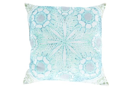 Accent Pillow-Seaways Sky Blue 20X20