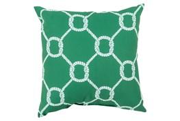 Accent Pillow-Lasso Green 18X18