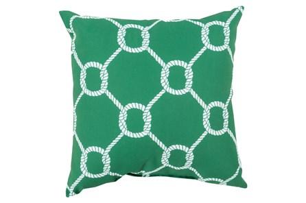 Accent Pillow-Lasso Green 20X20