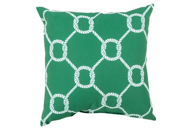 Accent Pillow-Lasso Green 20X20 - 360