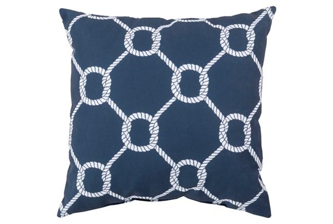Accent Pillow-Lasso Navy 20X20 - 360